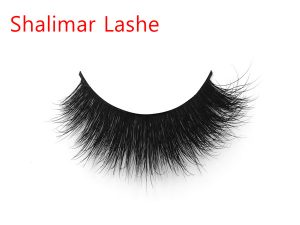 Mink Fur False Eyelashes Free Sample SL3D21