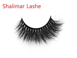 Popular 3D 100% Real Mink Eyelashes SL3D23