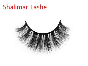 Customized Mink Hair Eyelashes Factory SL3D25