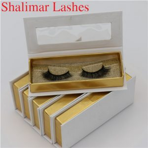 Most Popular Customized Packaging 3D Mink Eyelashes