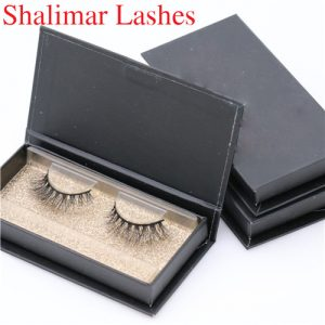 Hot Fashionable Colored Premium Individuals Eyelash With Private Packaging