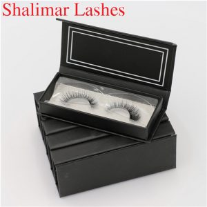 Real Sable Fur Eyelashes Private Label Factory