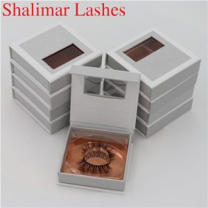Private Label Faux Mink Eyelash Extensions