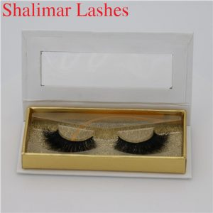 Newest Real Sable Fur Lash Extension Private Label