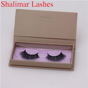 Real Mink Lashes Extension Manufacturer
