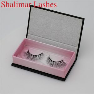 Custom Mink Lashes With Private Label Package