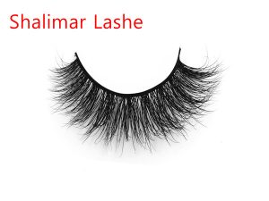 Wholesale Clear Band Custom Mink Lashes