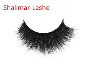 Newest Real Sable Fur Eyelashes Factory SL3D12