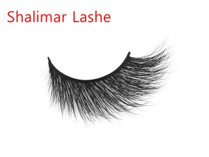 Real Mink Fur Eyelashes Wholesale SL3D14