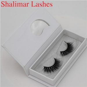 Natural Soft Mink Fake Eyelashes Wholesale With Private Label Boxes