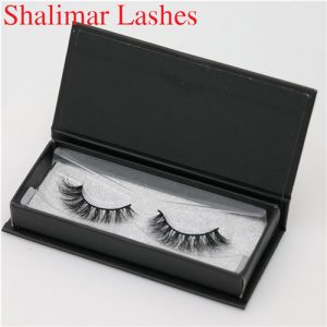 China Ordinary Mink Lashes With Private Label Package