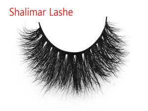 Fashsionable 3D Silk Eyelashes FactorySL3D01