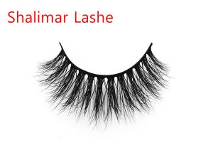 Customized Ordinary Mink Lashes With Private Label Package SL3D05