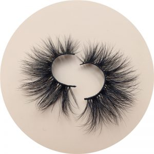 18mm Siberian Mink Lashes 3D22YL