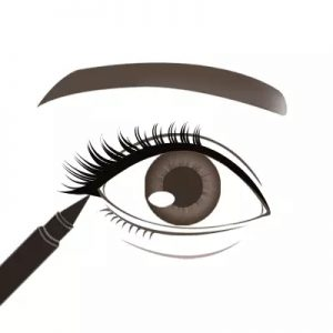 How to wear mink strip lashes correctly?