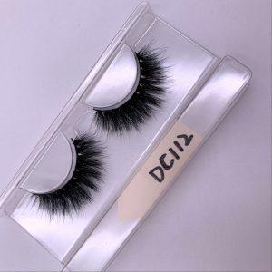 16mm DC Siberian Mink Eyelashes