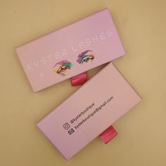 Custom Eyelash Packaging Usa