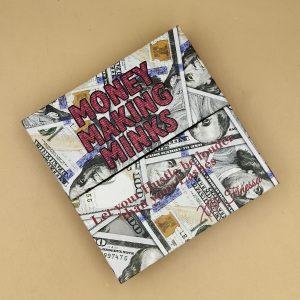 Money Eyelash Packaging Case