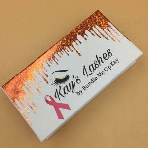 Luxury Lash Custom Eyelash Packaging Boxes