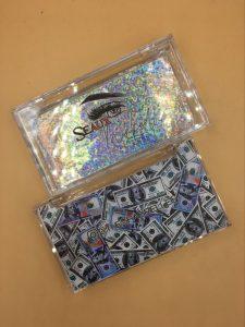 Acrylic Custom Eyelash Boxes