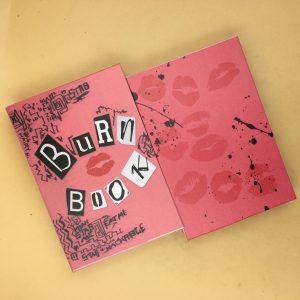 Burn Book Custom Eyelash Packaging Boxes