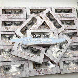 Eyelash Vendors Custom Eyelash Packaging