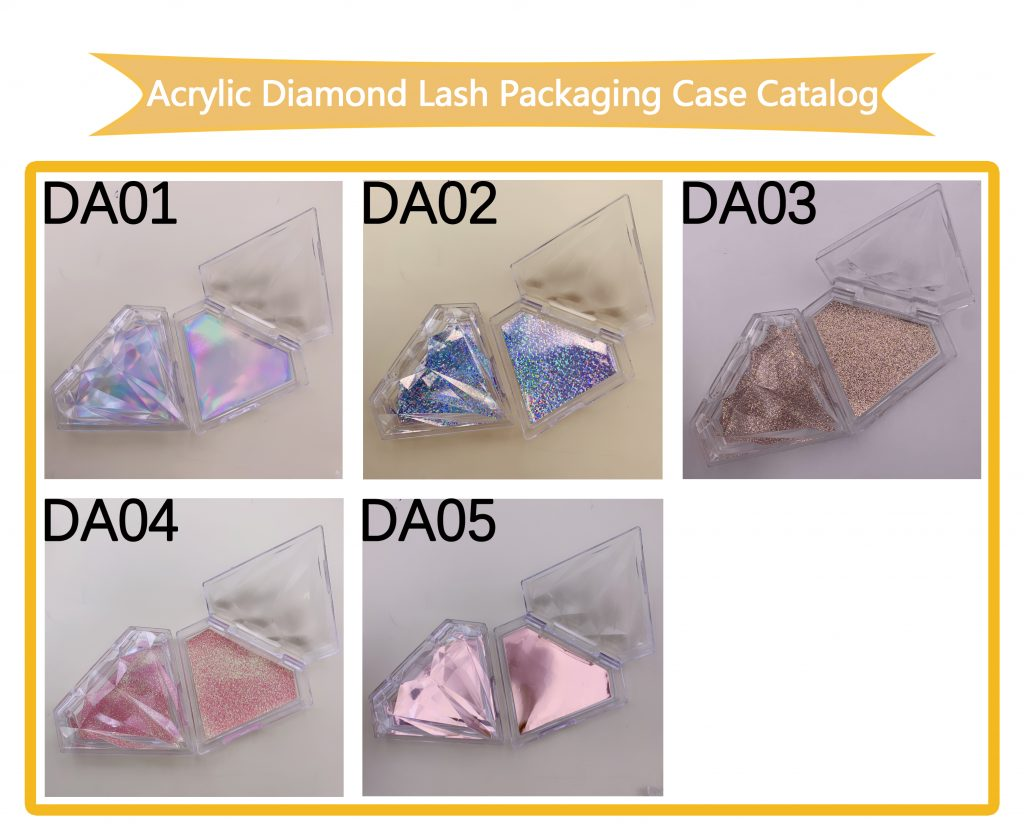 Diamond Acrylic Box