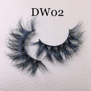 18MM 5D Mink Lashes DW02