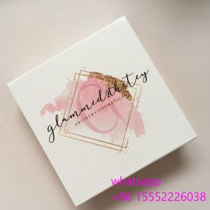 Custom Eyelash Packaging With Your Logo