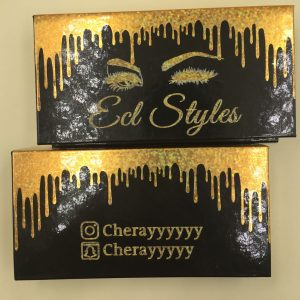 Mink Eyelash Vendors Eyelash Packaging Box