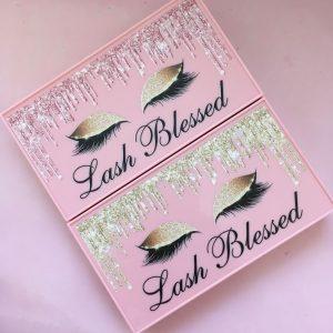 Custom Acrylic Eyelash Packaging Box