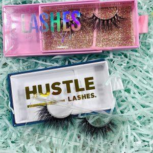 Wholesale Mink Lashes Wholesale Custom Drawer Eyelash Packaging Box