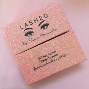 Mink Lash Vendors Eyelash Packaging
