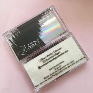 Top Custom Acrylic Eyelash Packaging Box