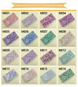 Acrylic Eyelash Packaging Wholesale