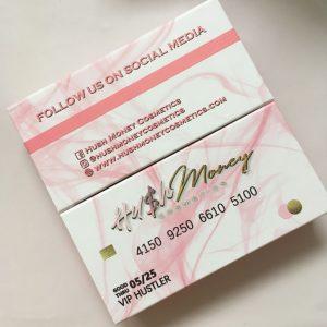 Pink Marble Diy Eyelash Packaging