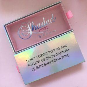Drower Custom Eyelash Packaging Boxes