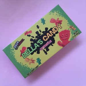 Custom Candy Eyelash Packaging Boxes