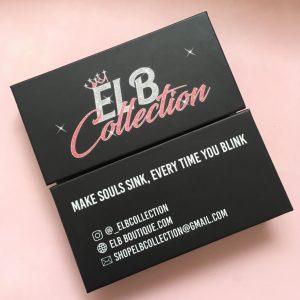 Black Eyelash Packaging Wholesale