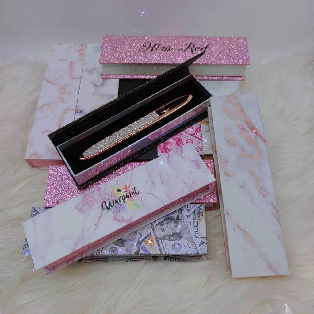 Eyeliner Glue Pens box