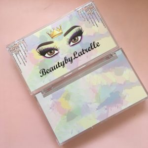 eyelash custom packaging vendor