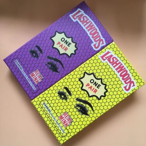 Eyelash Box Packaging