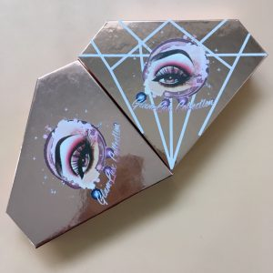 Unique Eyelash Packaging ideas Cellphone Lash box