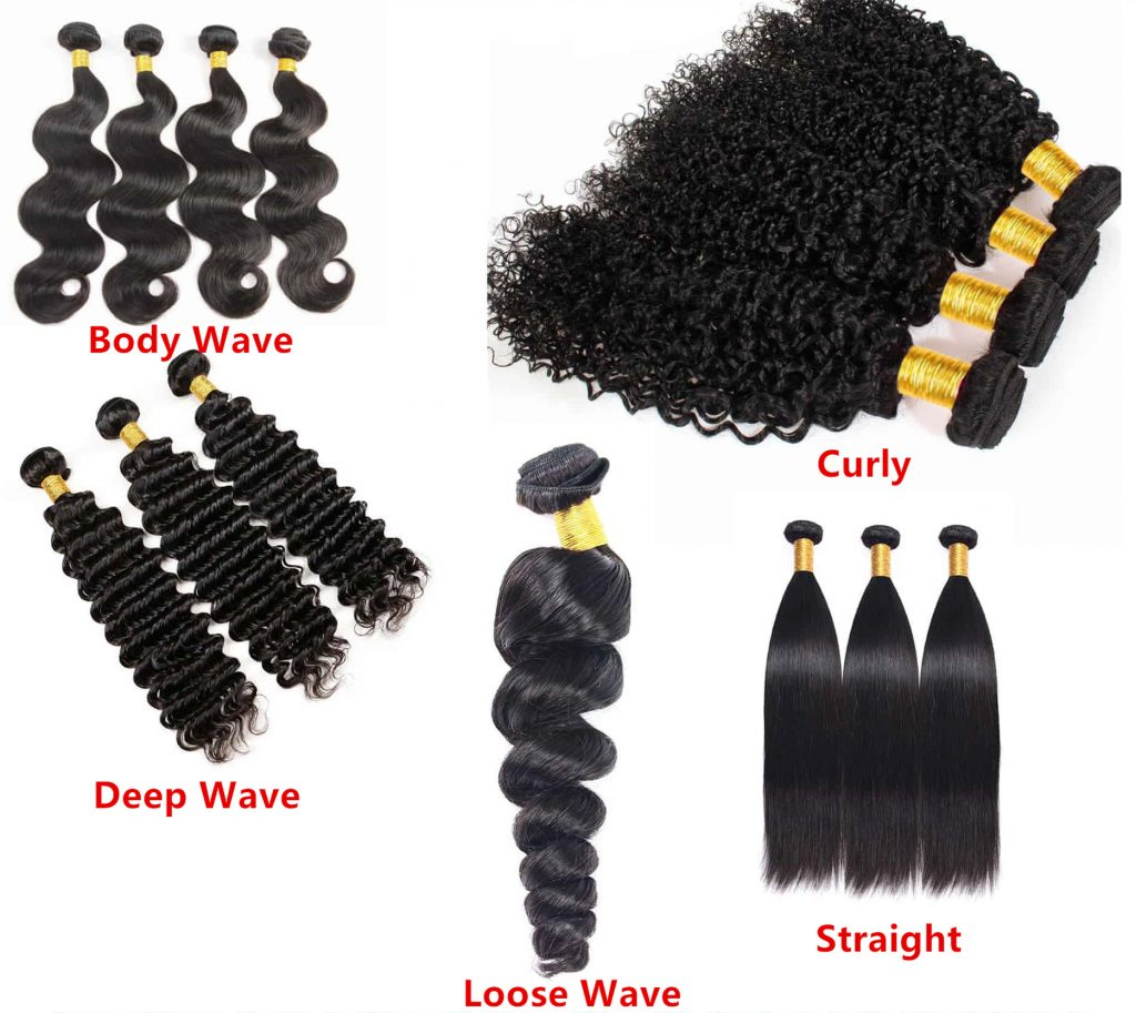 Brazilian Hair Virgin Human Hair wave