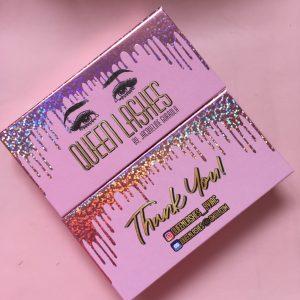 Custom Candy Eyelash Boxes