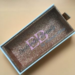 custom paper eyelash boxes