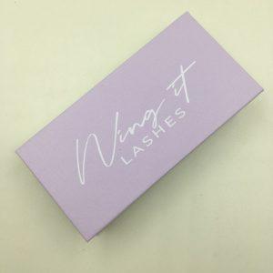 professional eyelash packaging boxes