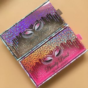 Custom PassPort Eyelash Packaging Box