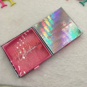 Mink Eyelash Vendors Square Eyelash Packaging Box