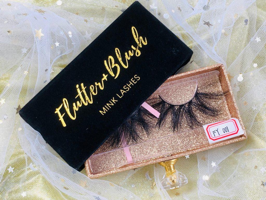 Private Label Eyelash Boxes